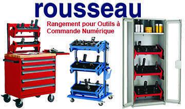 Système de rangement Rousseau Métal