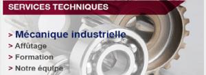 mecanique industrielle