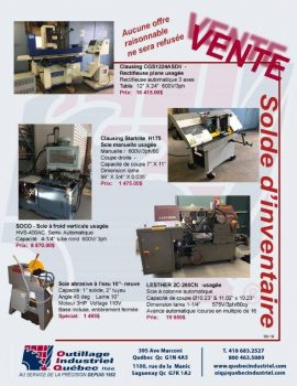 Machine stock_vente inventaire